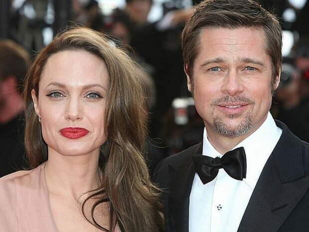 Джоли обвинила Питта в неуплате алиментов и требует ускорить развод