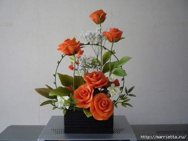 Розы из капрона. Красивые идеи и мастер-класс (6) (500x375, 107Kb)