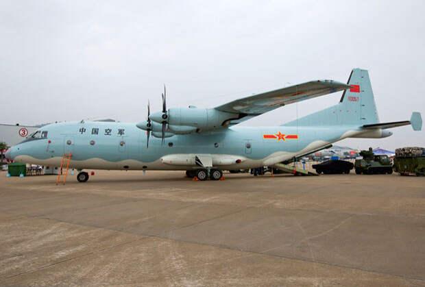 Y-9 ВВС НОАК