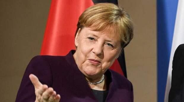 США и Евросоюзу нужно объединиться против России - Меркель