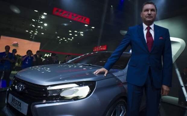 Глава АВТОВАЗа ждет роста российского авторынка в следующем году
