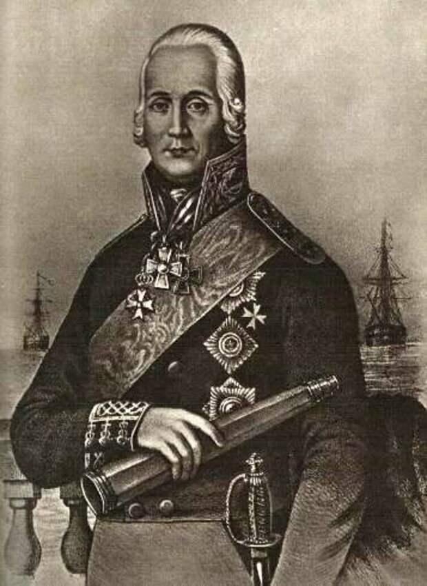 """230 лет назад Ушаков разбил """"Крокодила морских сражений"""""""