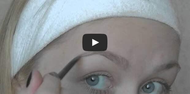 Как обойтись без теней для глаз