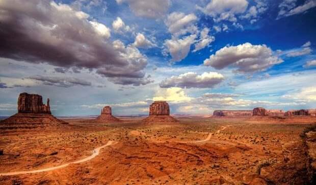 Долина монументов (США) (4)