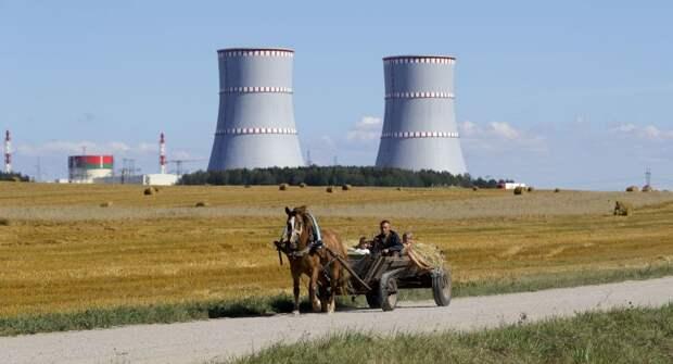 Литва требует от Белорусской АЭС провести стресс-тест на падение самолёта и землетрясение