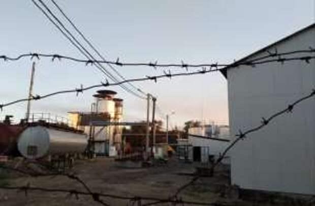 В Крыму оштрафовали дважды закрытую Аксёновым нефтебазу