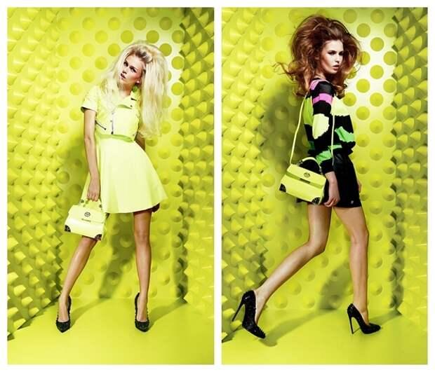 Стиль диско в одежде - фото известных брендов