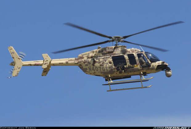 Лицензионная сборка американских вертолетов Bell-407 готовится в РФ - Минпромторг