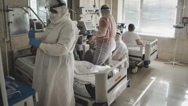 Закрытый ранее ковидный госпиталь возобновил работу вРостовской области