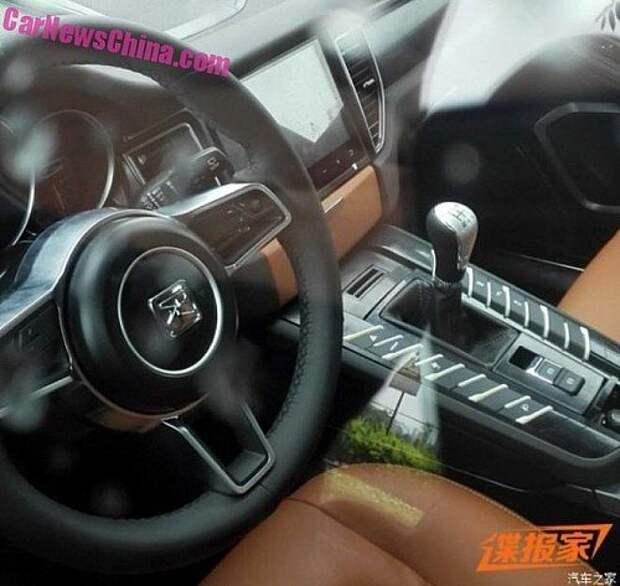 Китайский «ксерокс»: в Поднебесной скопировали Porsche Macan (ФОТО)