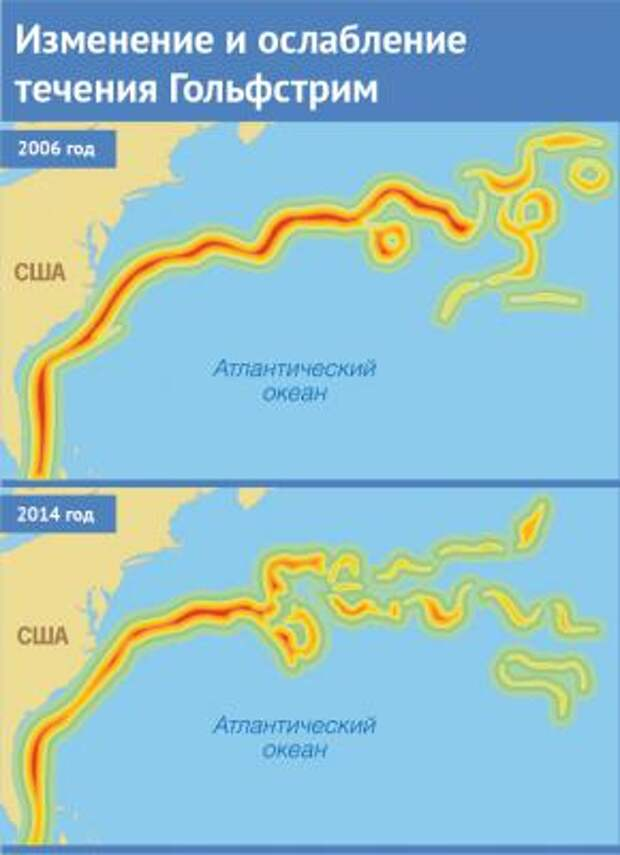 На Землю надвигается пятый ледниковый период. Первыми замерзнут Америка и Канада