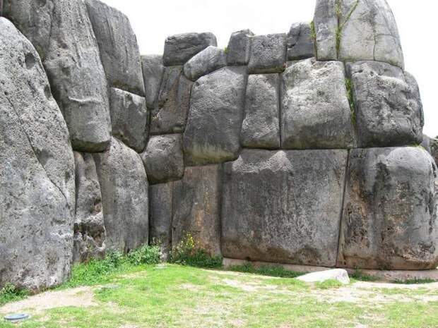 12. Саксайуаман необъяснимое, очевидное-невероятное, удивительные места мира
