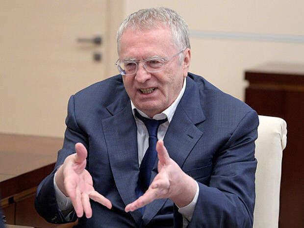 Жириновский назвал варианты решения афганской проблемы