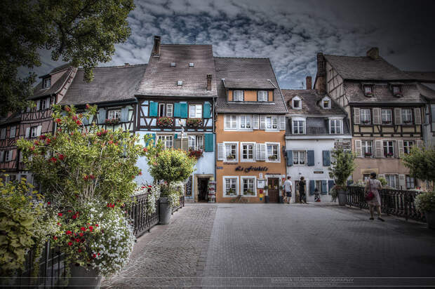 Крохотные деревушки Эльзаса, которые выглядят словно из сказки