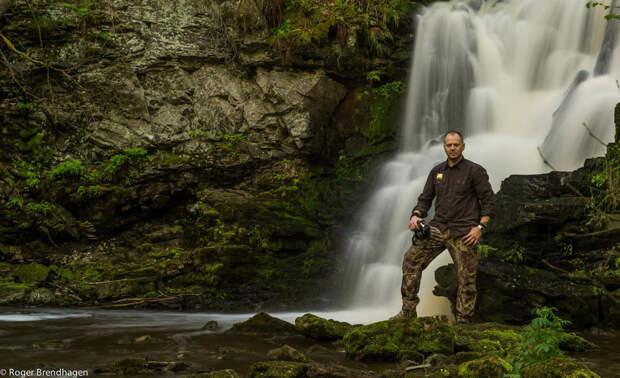 Норвежский фотограф-натуралист Рогер Брендхаген
