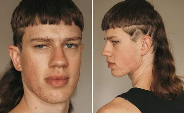 6 фото прически маллет, которая автоматически сделает вас похожим на Дэвида Боуи