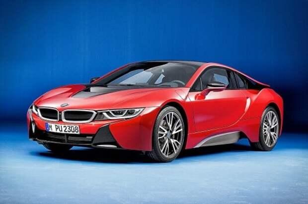 Топ самых красивых машин всех времен
