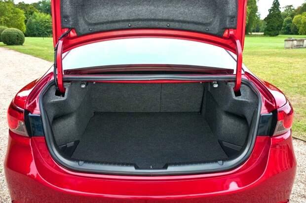 Багажник Мазда 6