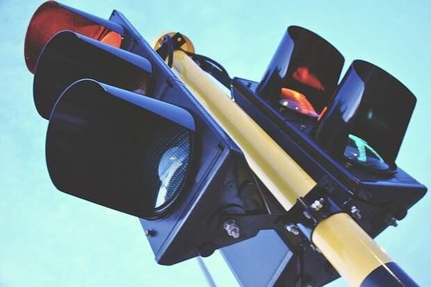 На Планерной восстановили работу светофора – ЦОДД