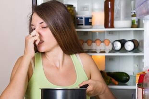 Непрошеный аромат. Откуда запах в холодильнике