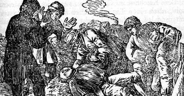 Как рудокоп превратился вметалл: история «железного человека» изФалуна