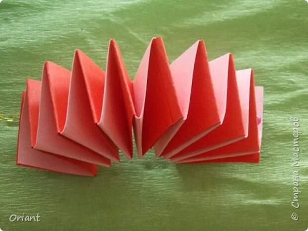 Мастер-класс Педагогический опыт Раннее развитие Бумагопластика Волшебные превращения бумажной ленточки Бумага фото 23
