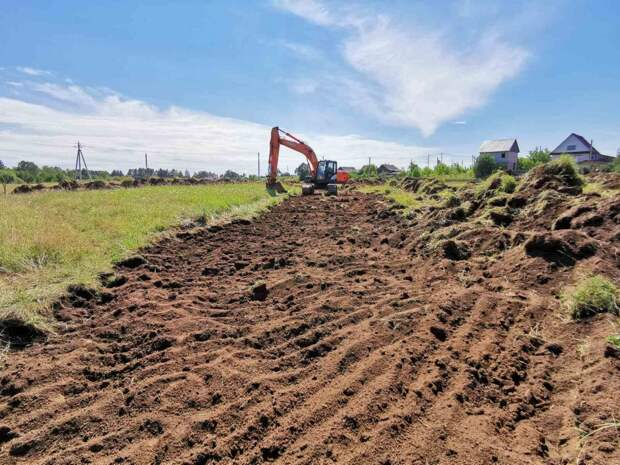 Для защиты Кеза от затоплений будет расчищено русло притока реки Лып