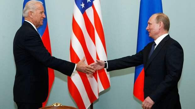 В Дании заявили, что после встречи Байдена с Путиным Европе не стоит рассчитывать на защиту США