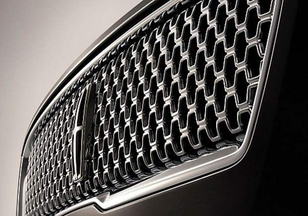 Lincoln MKZ grill