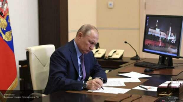 Главные тезисы статьи Путина в американском журнале «The National Interest»