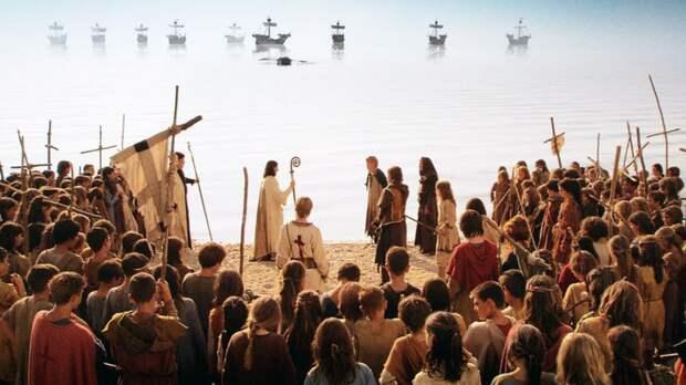 Как 14-летние дети отправились в Крестовый поход в 1212 году