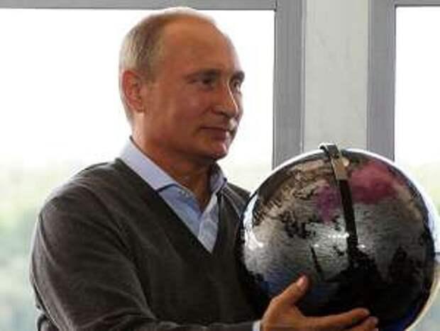 Иммунитет Путина. Дипломатический, и не только...