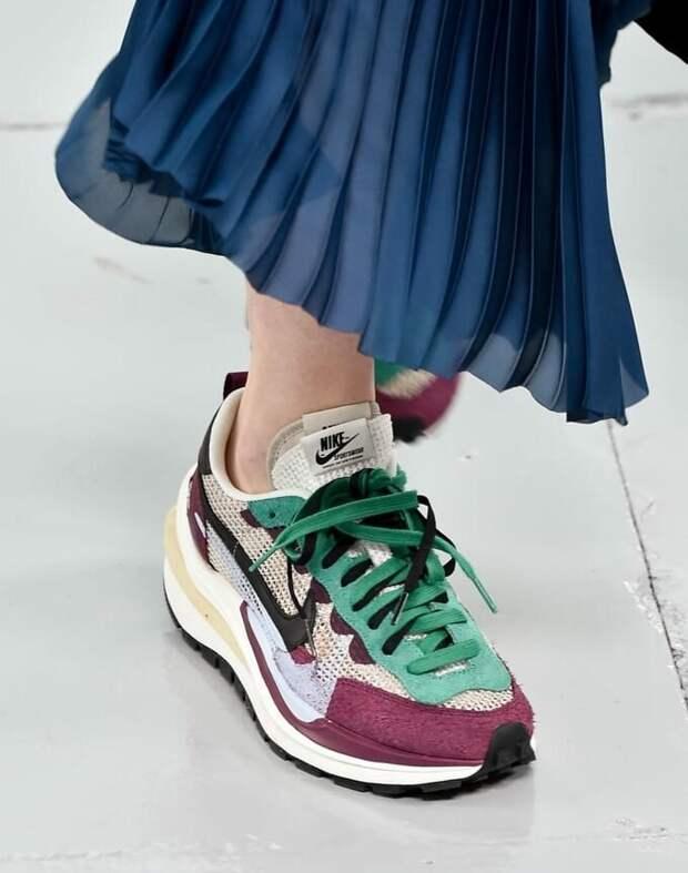 Самые модные кроссовки на осень-2020 – в стиле ретро