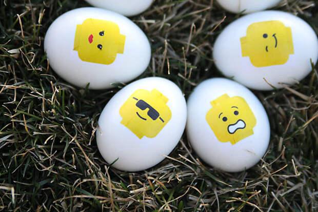 Как украсить яйца на Пасху, чтобы было «не как у всех» - 28 идей - 19