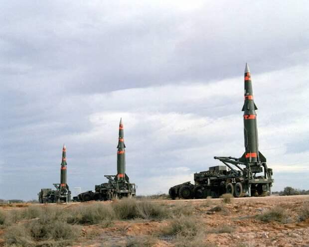 Новая ракета США и угрозы безопасности