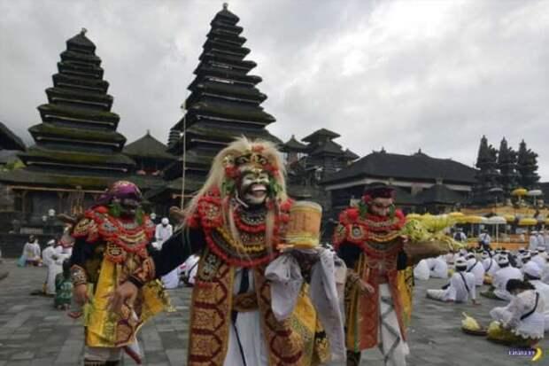 В объективе Индонезия – июль 2020