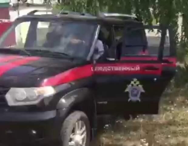 Напавшего на отел полиции в Лисках задержали