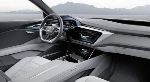 Audi e-tron quattro делает шаг к серийному электрокару