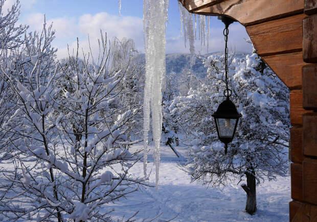 Где увидеть самую красивую зиму в России