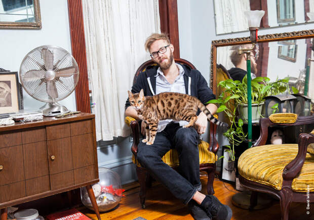 Мой кот — мои правила: что домашний питомец мог бы рассказать психологу о ваших проблемах