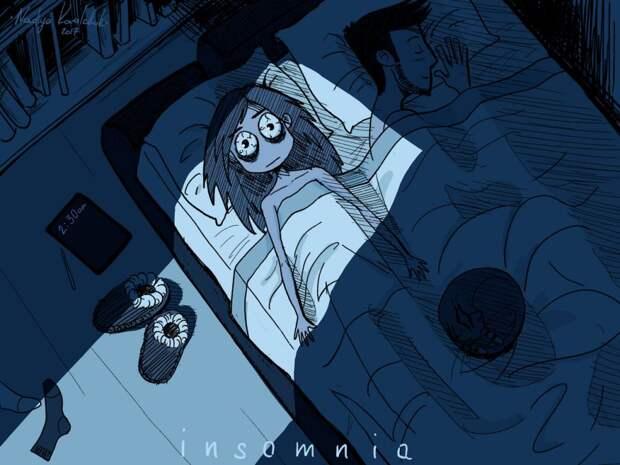 Как плохой сон приводит к сердечным заболеваниям и смерти?