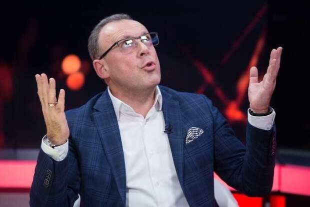 «Мы не колония и не в плену»: Спивак раскритиковал открытое вмешательство США в дела Киева