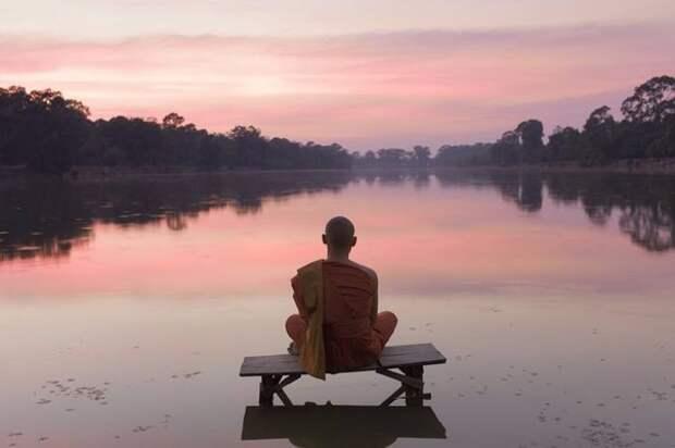 Буддист и Депрессия ( с улыбкой)