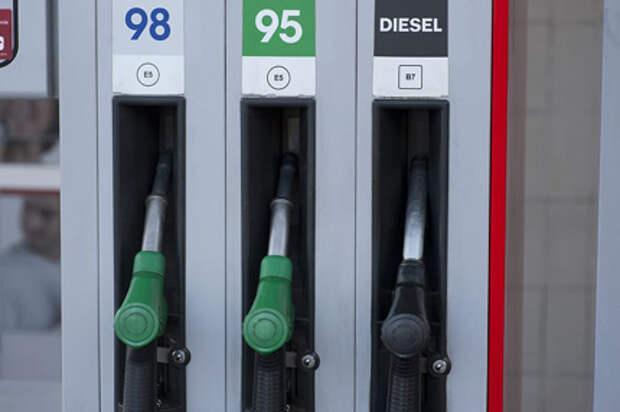 Правительство РФ ожидает в ближайшее время нормализации ситуации с ценами на бензин