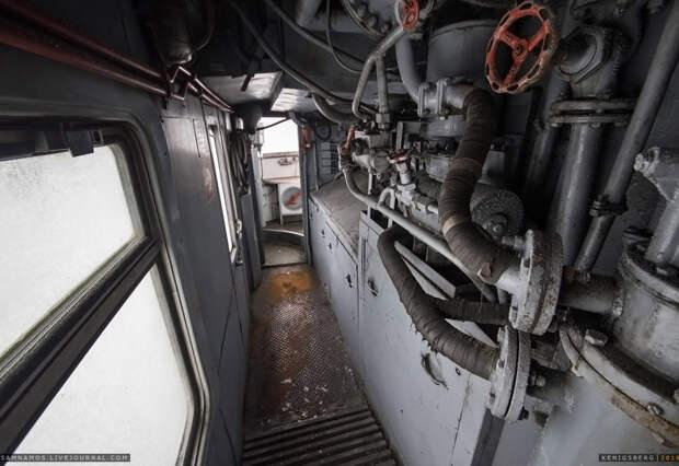 Выставка старинных поездов