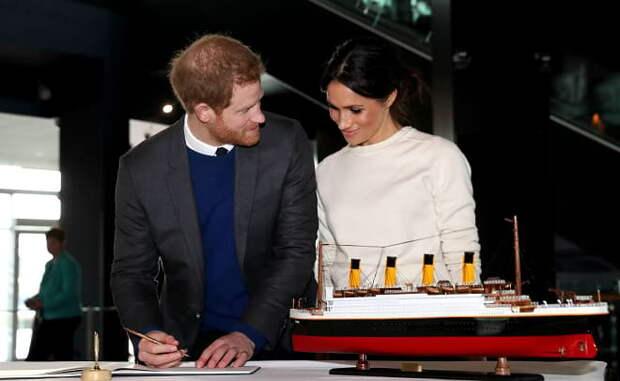 Меган Маркл и принц Гарри не могут выплатить долг – СМИ