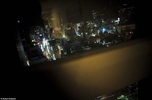 Редкие кадры, позволяющие увидеть мир якудза изнутри