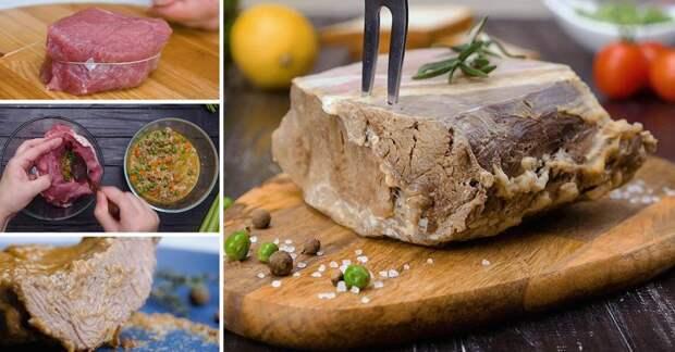 Блюда из говядины на Новый год