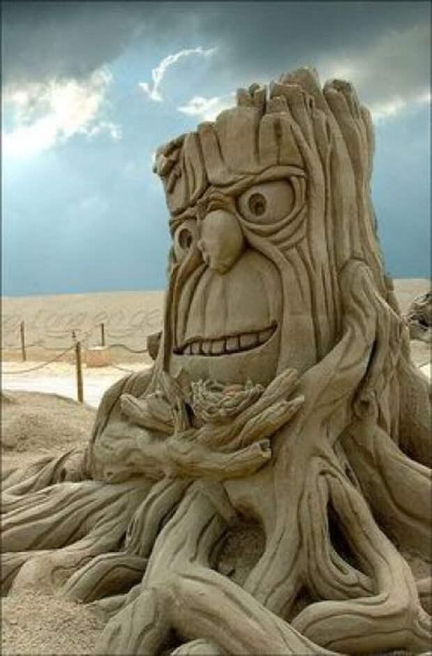 Невероятные скульптуры