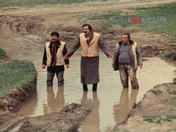 Грузинские короткометражные комедии Резо Габриадзе актеры, история, кино